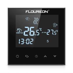 Терморегулятор wi-fi программируемый с сенсорным управлением Floureon