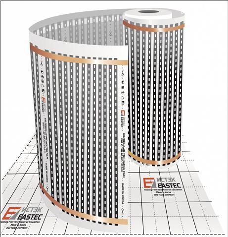 инфракрасный теплый пол EASTEC EX-305