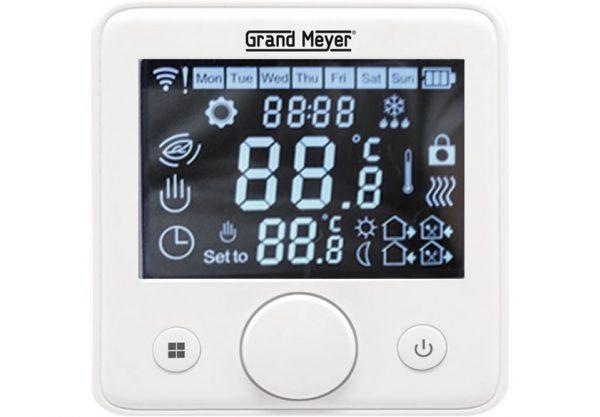 Терморегулятор Grand Meyer W330 с функцией Wi-Fi-22