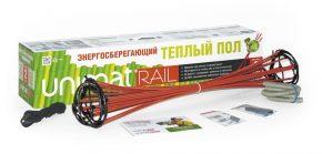 Теплый пол CALEO UNIMAT RAIL 130 Вт/м2,